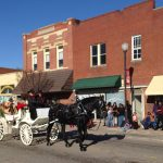 Scene from a Zebulon NC parade, December 2013. Photo: Frank Whatley