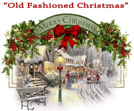 The second annual Old Fashioned Christmas is December 15-17, 2016.