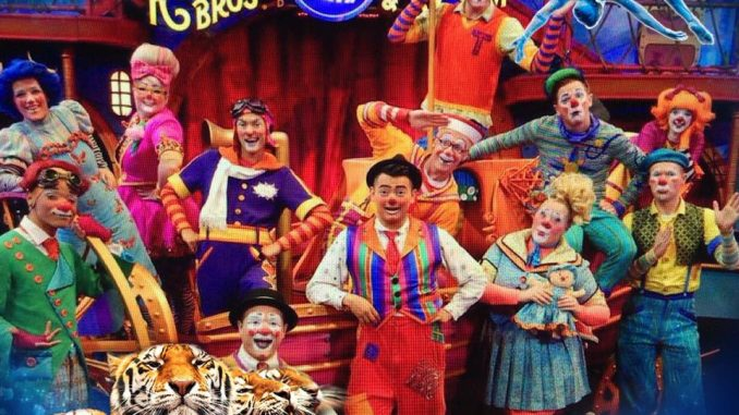 Image: Ringling Bros. and Barnum & Bailey.