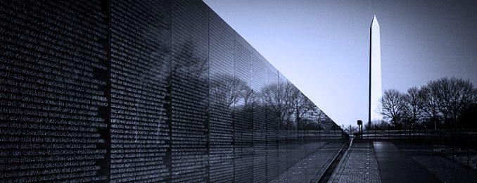 Source: Vietnam Veterans Memorial Fund, Arlington VA.