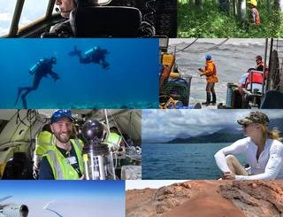 Three new NASA field research campaigns get underway around the world this year and nine continue fieldwork to give scientists a deeper understanding of how our home planet works. Credits: NASA.
