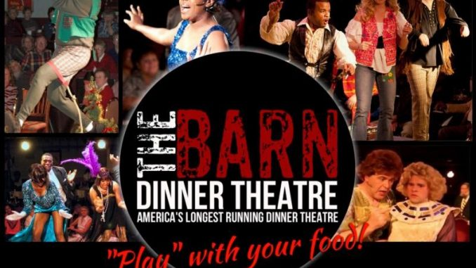 Source: The Barn Dinner Theatre