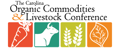Organic Commodities and Livestock Conference Source: www.carolinafarmstewards.org.