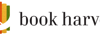 Book Harvest logo.