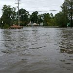 Hurricane flooding. Source: North Carolina Department of Public Safety.