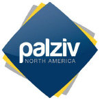 Palziv North America logo.