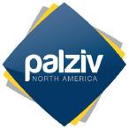 Palziv North America logo.