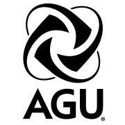 American Geophysical Union logo.