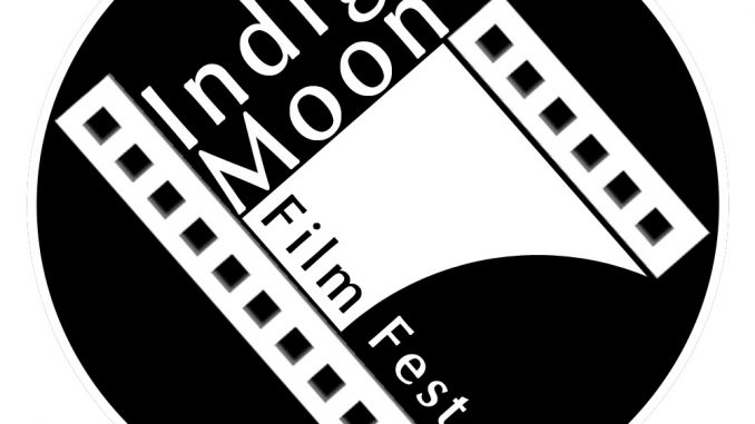Indigo Moon Film Festival logo. Source: GroundSwell Pictures.