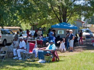 FCAC Photo from 2016 Juneteenth Celebration. Source: Donna Campbell Smith, FCAC.
