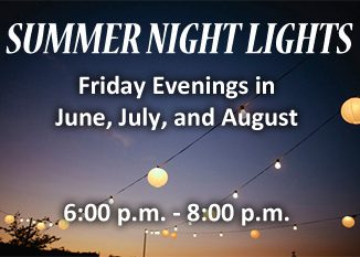 Summer Night Lights 2017. Source: City of Rocky Mount, North Carolina.