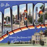 Vintage Fan Fair is November 10-11, 2017, in Raleigh NC.