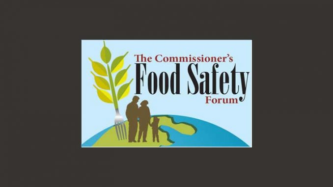 NC 2017 Food Safety Forum logo