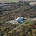 Aerial view of NASA's Plum Brook Station in Ohio. Credit: NASA