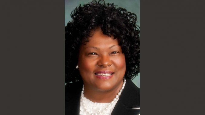 Rochelle Toney, Rocky Mount NC's first female City Manager. Source: Tameka Norman, City of Rocky Mount NC.