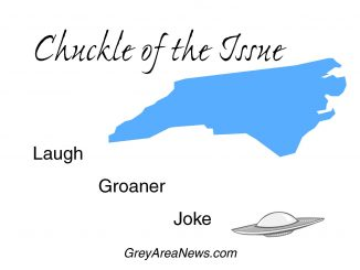 Chuckle of the Issue - The Grey Area™ News