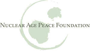 Nuclear Age Peace Foundation logo