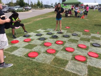 Activity at K-Fest 2016. Source: Town of Knightdale NC.