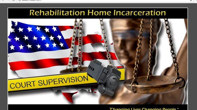 Rehabilitation Home Incarceration home page