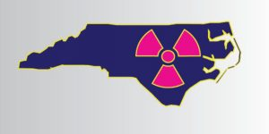 NC DHHS Radiation Protection Section graphic