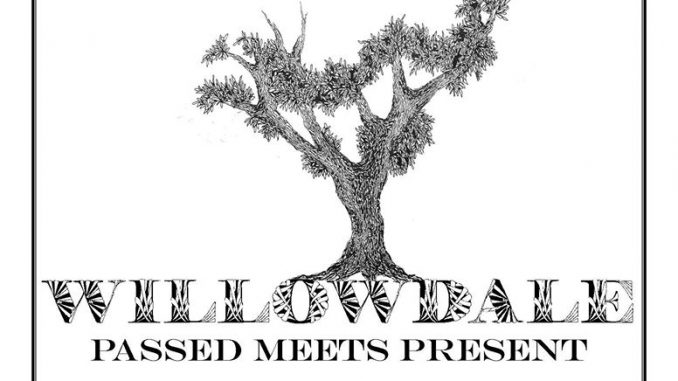 Willowdale events logo. Source: Wayne County Museum, Goldsboro NC.