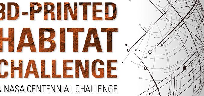 NASA's 3D-Printed Habitat Challenge logo