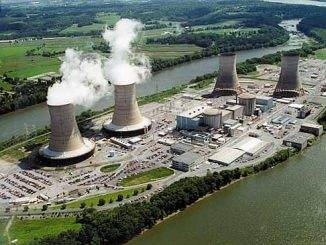 The Three Mile Island facility near Harrisburg, Pennsylvania. Source: EPA.gov