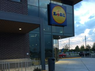 Lidl Wilson NC opened Summer 2017. Photo: Kay Whatley