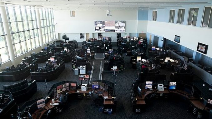 Upgraded NC 911 System. Source: Bill Holmes, North Carolina Department of Information Technology