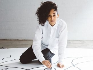 Artist Shantell Martin. Photo: Connie Tsang