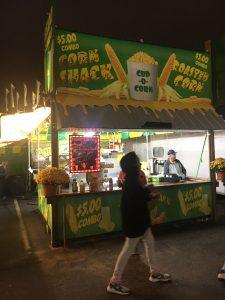 Corn! North Carolina State Fair 2017. Photo: Nadia Ethier