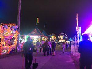 North Carolina State Fair 2017. Photo: Nadia Ethier