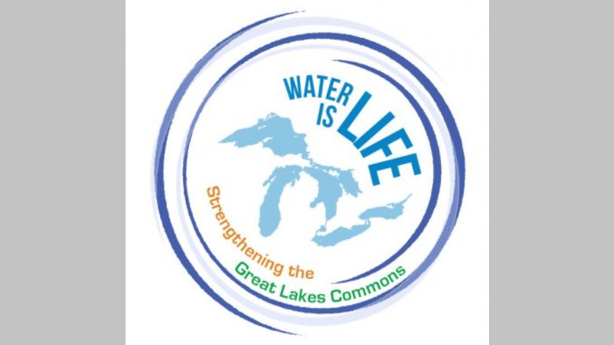 Source: Strengthening the Great Lakes Commons Summit, Flint, Michigan