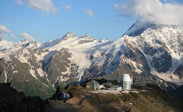 The Terksol Observatory. Image: INASAN