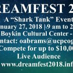 DreamFest 2018, Wilson, North Carolina. Source: Upper Coastal Plain Business Development Center‎