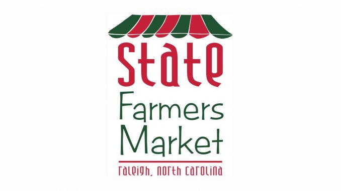 State Farmers Market, Raleigh, North Carolina logo