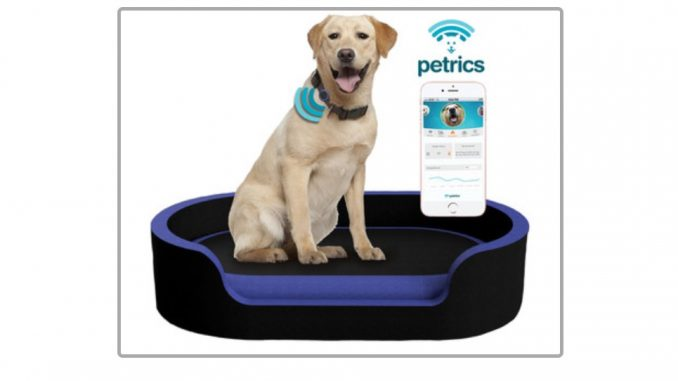Petrics, World's First Smart Pet Bed and Pet Health Ecosystem, is based in Wilmington, North Carolina