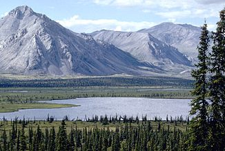 Arctic National Wildlife Refuge. Source: US Fish and Wildlife Service