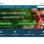 Enroll via www.healthcare.gov by December 15, 2017