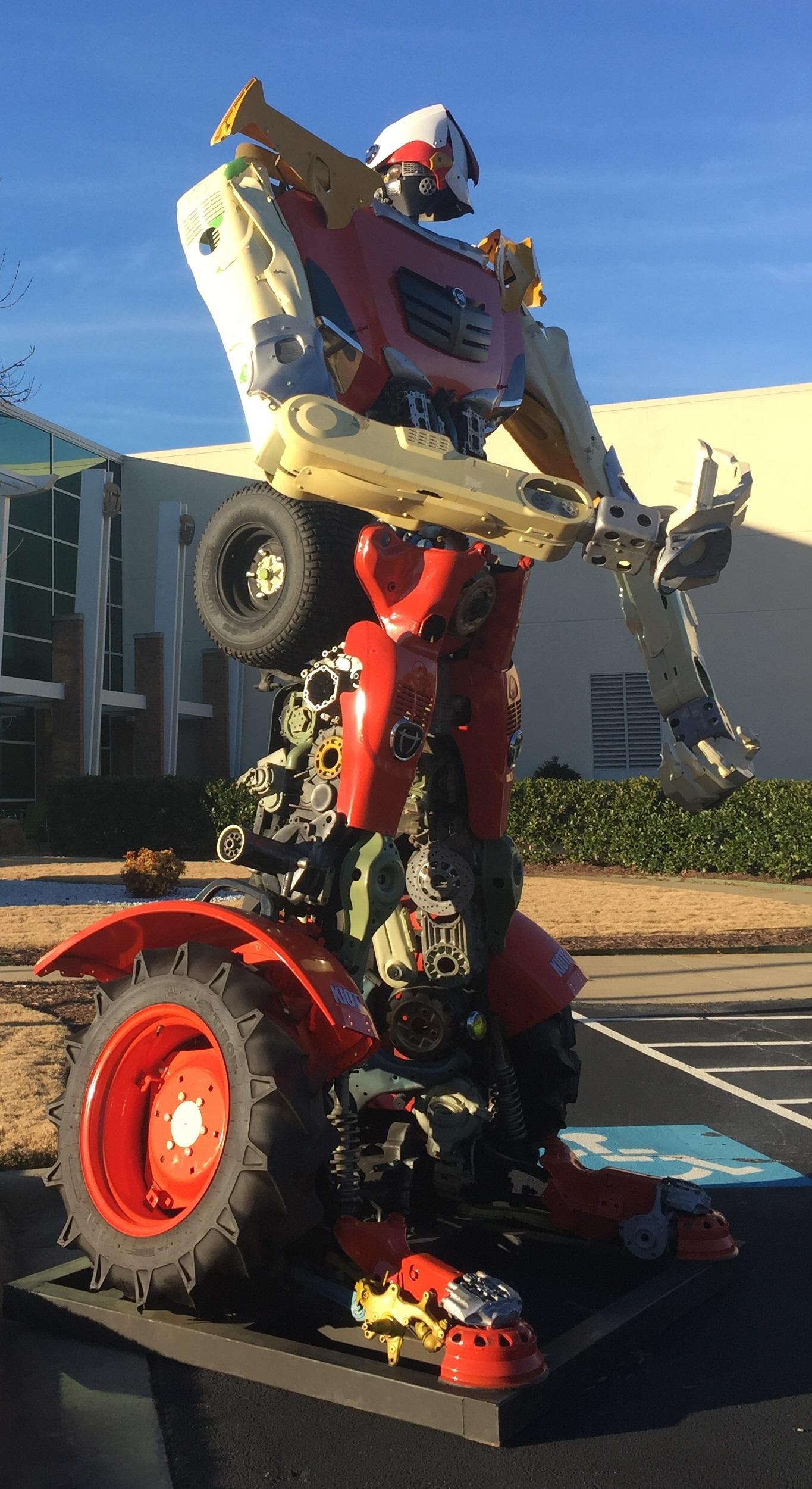 That's No Tractor, Kioti! - The Grey Area News