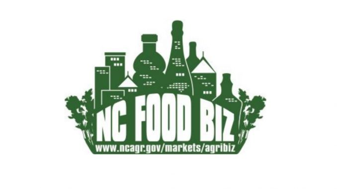 Food Business logo. Source: NCDA&CS