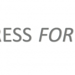 The Press Forward logo