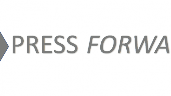 The Press Forward logo