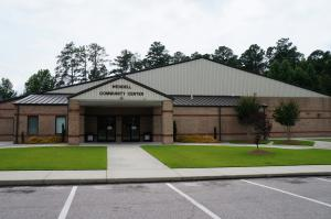 Wendell Community Center. Source: Town of Wendell, North Carolina