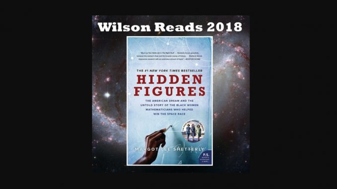 Wilson Reads 2018 is a Wilson County (NC) Public Library program.