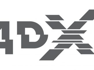 Regal Entertainment Group-4DX logo. Source: PRNewsfoto/Regal Entertainment Group