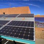 Solar panel installation. Source: US Dept of Energy