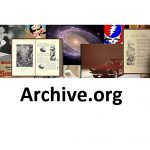 Internet Archive offers free e-books, media, and more at archive.org.