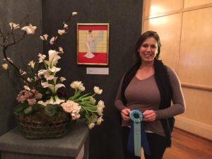 2018 People's Choice Award winner Suzanne Tarry, Apex NC, Photo: Karen Pennington