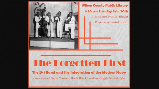 One of many events coming up at the library. Source: Wilson County Public Library, North Carolina